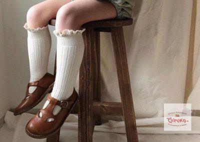 modello con sandali dueocchi eureka